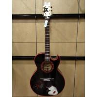 Acoustic Guitar Washburn PS11E Cutaway