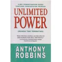 BUKU ORI-Unlimited Power (Kuasa Tak Terbatas) -Anthony Robbins-KARISMA