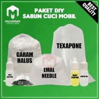 Paket Hemat DIY Bahan Sabun Cuci Mobil / Sabun Cuci Mobil / Car Wash