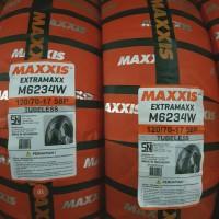 Ban Maxxis 120/70-17 Tubless Extramaxx