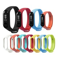 Strap Smartwatch Xiomi MiBand 3 Mi Band 4 M3 Plus Original Color