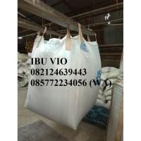 Jumbo bag tepung tapioka 1 ton
