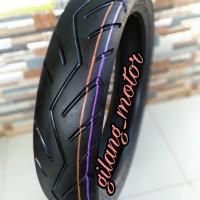 ban tubles belakang motor MX KING merk irc ring 120/70-17
