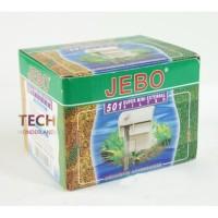 Jebo 501 Filter Gantung Hang on Filter Aquarium Akuarium