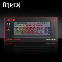 Keyboard Gaming Gamen GK200 Black