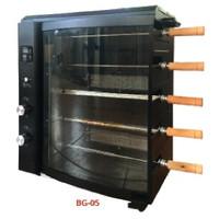 Gas Chicken Rottiseries/Alat Pemanggang Ayam - GETRA - BG-05