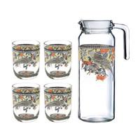 Briliant 5 Pcs Drink Set GMB2095 Batik