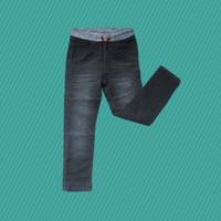 Jeans Joger Denim Anak Cowok By Infinity Kids Size 1,52345678 Tahun