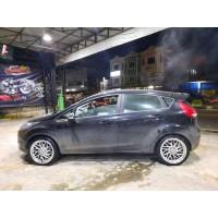 Paket Velg Mobil Ford Fiesta Ring 17 HSR SEPULU Plus Ban 205 45 R17