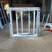 jendela sliding aluminium 71 X 71