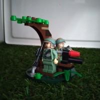LEGO Star Wars 9489 - Endor Rebel Trooper (tanpa box dan manual book)