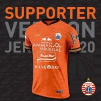 Jersey Supporter Player Third Orange 2020