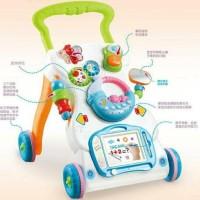 Alat Bantu Belajar Jalan Bayi Berjalan Babby Push Walker Bayi