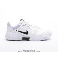 WMNS Sepatu Lari Atletik Desain Nike Court Lite 2 Bahan Nyaman untuk