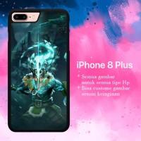 Casing iPhone 8 Plus Dota 2 Juggernaut Arcana L2853