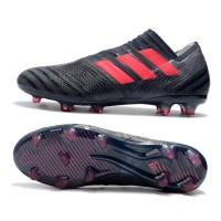Ukuran 39-45 Sepatu Bola Desain Adidas Nemeziz Messi 17.1 FG,