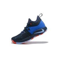 Pria Sepatu Sneakers Basket Bertali Desain Nike PG 2 EP untuk