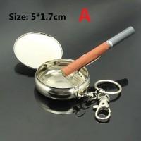 (PROMO) Asbak Rokok Saku Portable