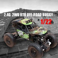 S-003 RC Mobil Monster Truck Off-Road Kecepatan Tinggi 2CH 2WD 2.4G