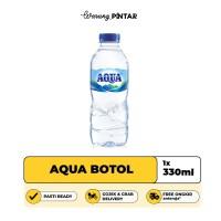 Aqua Botol 330ml