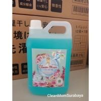 Sabun cuci baju cair Clean Mom kemasan jerigen