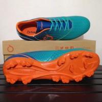 TERLARIS Sepatu Bola OrtusEight Genesis FG Tosca Arc Blue 11010049
