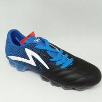 TERLARIS Kicosport Sepatu bola specs equinox fg Black tulip blue