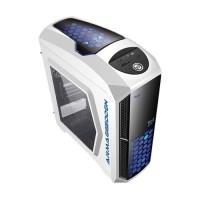 Power Logic Armageddon Zeptron T2Z - White CASING COMPUTER KOMPUTER