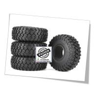 4pcs Ban Wheel Dia 122x47mm 1,9inch RC Car 1/10 Adventure Crawler