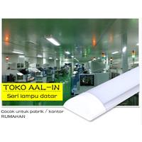 Lampu TL LED/ Kap TL / Kap RM 36W/18W sinar White 120cm/60cm