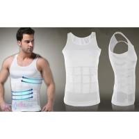 Slimming Shirt SixPack For Man Singlet SixPack Pria