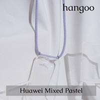 Casing hp Huawei tali mixed pastel ungu
