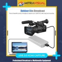 ACACIS USB 3.0 HDMI Video Capture 1080P HD