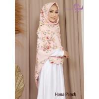Jilbab Motif Wolfis Jumbo - Jilbab Segi Empat Syari Ordella Hijab