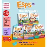 BEST SELLER ORIGINAL PAKET ESPS KELAS 1 SD K13N ISI 5 BUKU ERLANGGA