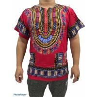 Sale Atasan Pria Baju Bali Motif Bangkok Warna Random realpict