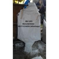 jumbo bag untuk bendungan air kapasitas 1 ton