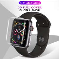 TEMPERED GLASS UV IWATCH 44MM 40MM 42MM 38MM ANTI GORES APPLE WATCH