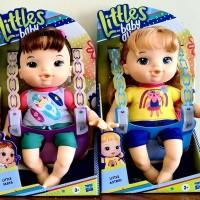 Boneka baby alive snackin lily doll babyalive little eva astrid maya
