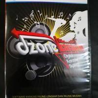 Software karaoke Dzone 11 memilih lagu menggunakan hp android