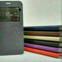 Asus Zenfone 2 Laser 5.5 ZE550KL Flip Case Cover Ume Leather Case Flip