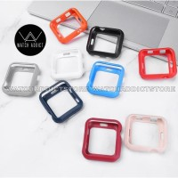 RUBBER CASE APPLE WATCH IWATCH 3 4 IWO CASHING SILICON 42MM 40MM 38MM
