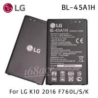 Baterai Batre LG K10 2016 4G BL-45A1H BL45A1H Batere LG F760L F760K