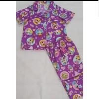 baju tidur anak lol surprise (1,3,4,5,6)