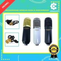 ORIGINAL MICROPHONE CONDENSER BM-800 RECORDING YOUTUBE PODCAST ASMR