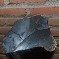 bahan mentah kayu galih kelor hitam
