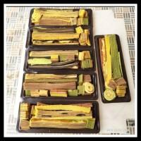 Pinggiran kue lapis legit 400 gram PROMO SPECIAL Kode 408