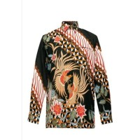 Hassenda - Semata Wayang Narendra Kemeja Batik Pria