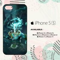 Casing iPhone 5s Dota 2 Juggernaut Arcana L2853