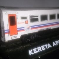 Dijual miniatur kereta api indonesia Murah